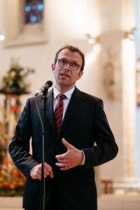 Johannis-Chor Osnabrück, Chorleiter Christian Joppich
